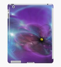 Gravitational Distort Space Abstract Art iPad Case/Skin