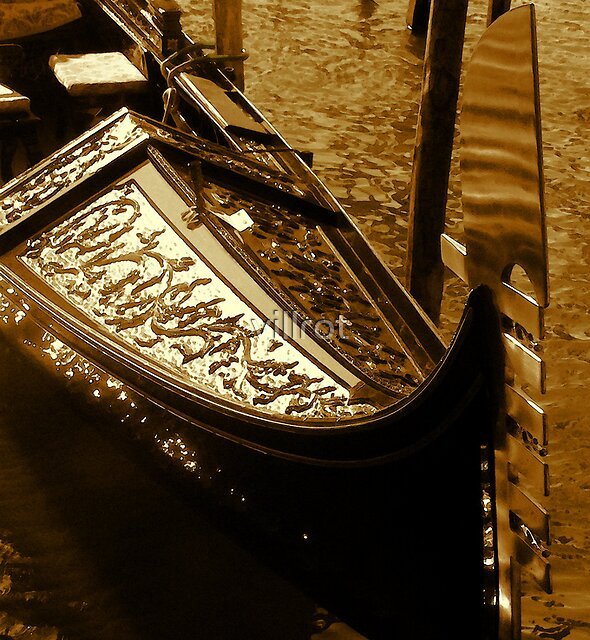 Gondola by villrot