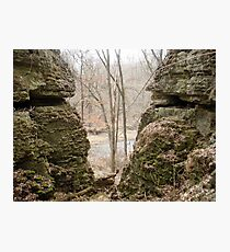 Valley of Rock Photographic Print