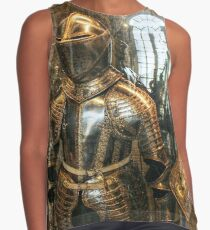 More Armour at the Tower Sleeveless Top