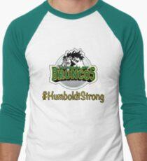Humboldt Broncos <3 Men's Baseball ¾ T-Shirt