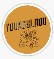 YOUNGBLOOD Sticker