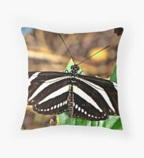 """ Butterflys"" Throw Pillow"