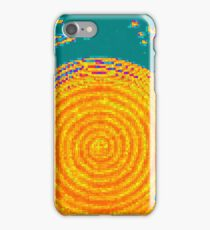A Kigezi Hills-Inspired Art Project 002 iPhone Case/Skin