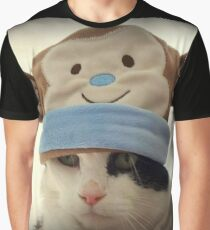 Cat Art- Rocco  Graphic T-Shirt