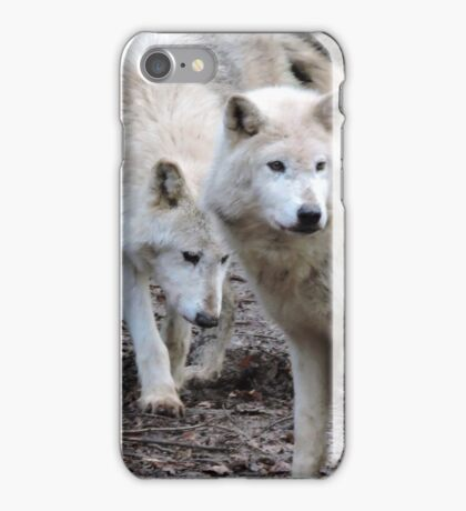 Devoted Guardians iPhone Case/Skin