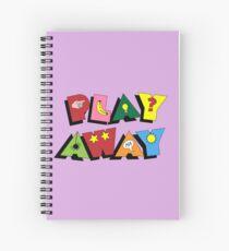 NDVH Play Away Spiral Notebook