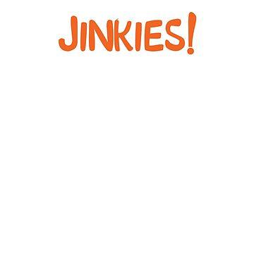 Jinkies! (Orange) by Beetlejuice