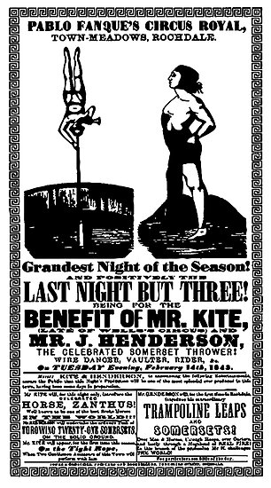 Image result for mr kite poster