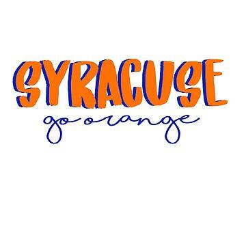 Syracuse de evelyngruen