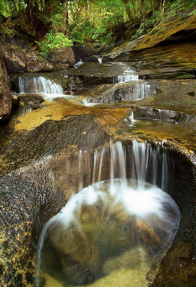 Cascades, Great Western Tiers by Kevin McGennan