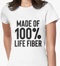 Life Fiber - Great For Sarcastic Meme Women's Fitted T-Shirt