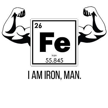 I am Iron, Man by TimCheesebrow