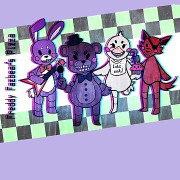 Freddy's Pizza by silk-sutures