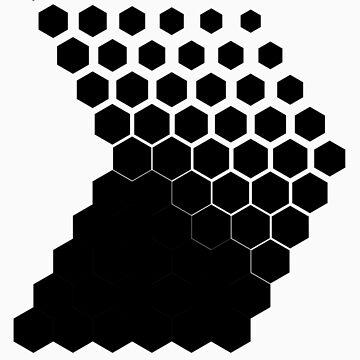 Hexagon Arrow by sjaros
