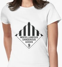 Dangerous Fitted T-Shirt