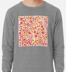 Joy Abstract Lightweight Sweatshirt
