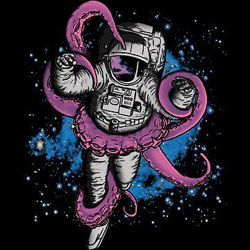 Kopffüßer im Weltraum von SEryST