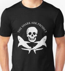 SHARK ARK NOIR Unisex T-Shirt