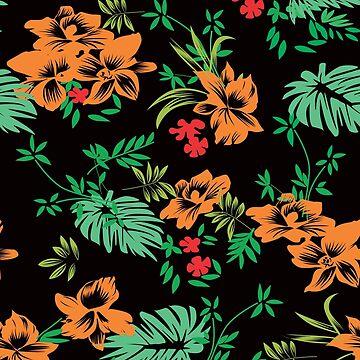 TROPICAL FLOWERS by Shreekumar