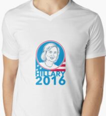 Hillary Clinton President 2016 Elections T-Shirt