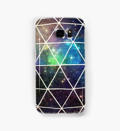 Space Geodesic  Samsung Galaxy Case/Skin