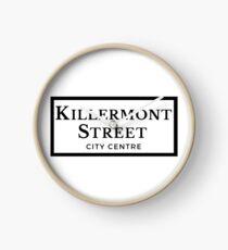 Killermont Street (Design Day 103) Clock