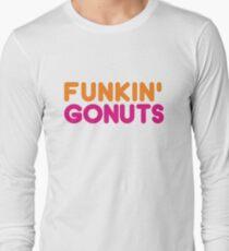 Funkin gonuts Long Sleeve T-Shirt