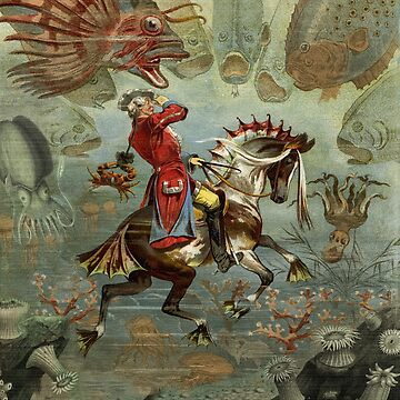 Baron Munchausen by giddyaunt
