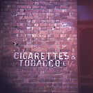 cigarettes & tobacco etc... by jemimalovesbigted