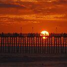 oceanside pier by joe gooding