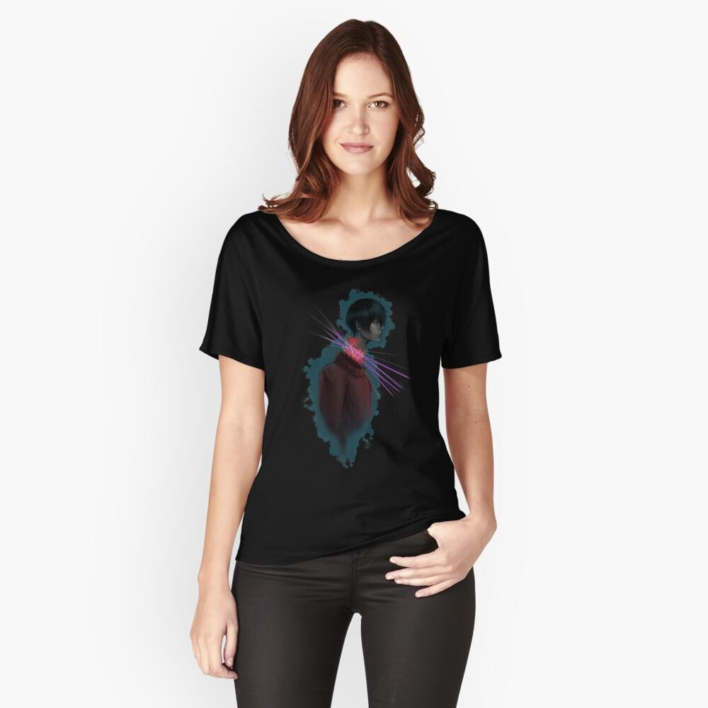 Gefühl losgelöst Loose Fit T-Shirt