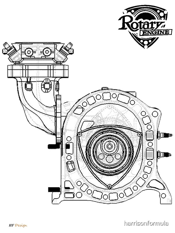 mazda 13b rotary engine diagram  mazda  auto wiring diagram