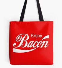 Enjoy BACON Tote Bag