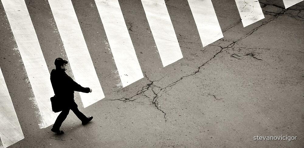 Pedestrian by stevanovicigor