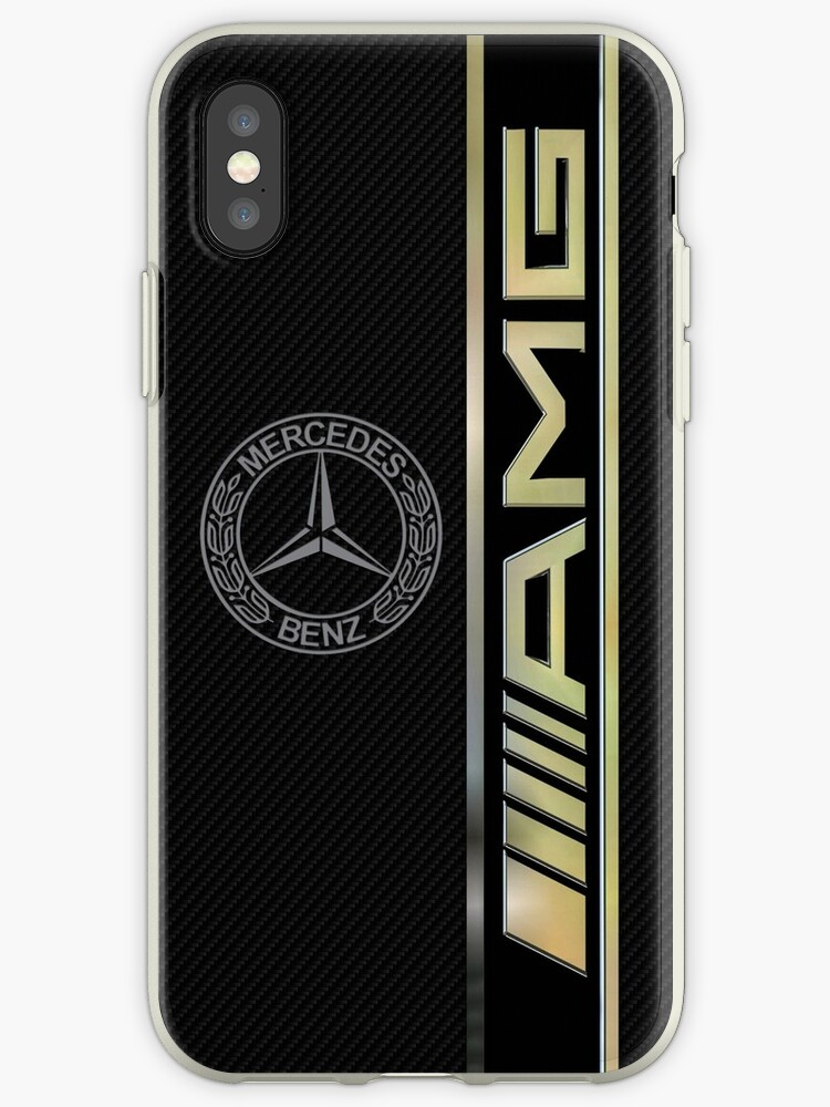 promo code 5a812 8ae9c 'mercedes benz amg' iPhone Case by NicholasLewi