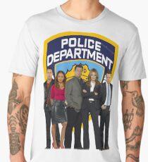 12th Precinct Team Men's Premium T-Shirt