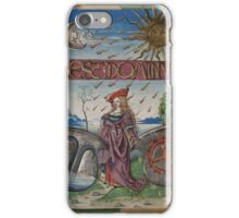 Rector Werner Schlierbach (1506-07) iPhone Case/Skin