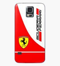 Scuderia Ferrari Logo  Case/Skin for Samsung Galaxy