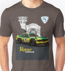 Mazda Rotary RX3 Savanna GT  Unisex T-Shirt