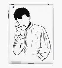 Ruf mich mit deinem Namen an iPad-Hülle & Klebefolie