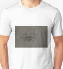 Steel Ephemeral Sculpture T-Shirt