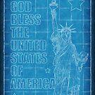 God Bless The USA by morningdance