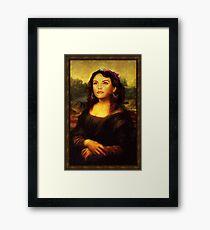 Mona Elaine Marley (Monkey Island) Framed Print