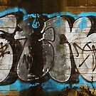 Graffiti Tag by Lea Valley Photographic