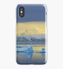 Morning Light, Antarctica iPhone Case