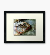 Eco-Interaction Framed Print