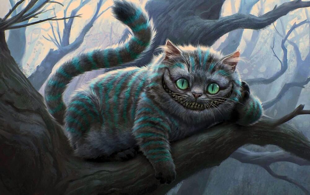 Cat by David Dehner