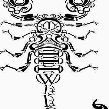 Scorpion by phantomlimb