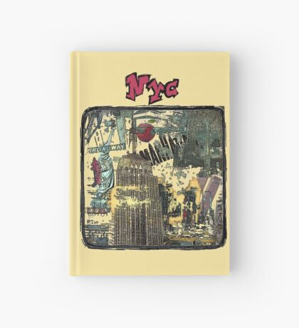 NYC Hardcover Journal